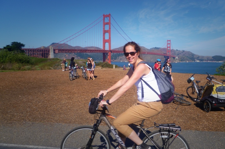 Fietsen Golden Gate Bridge
