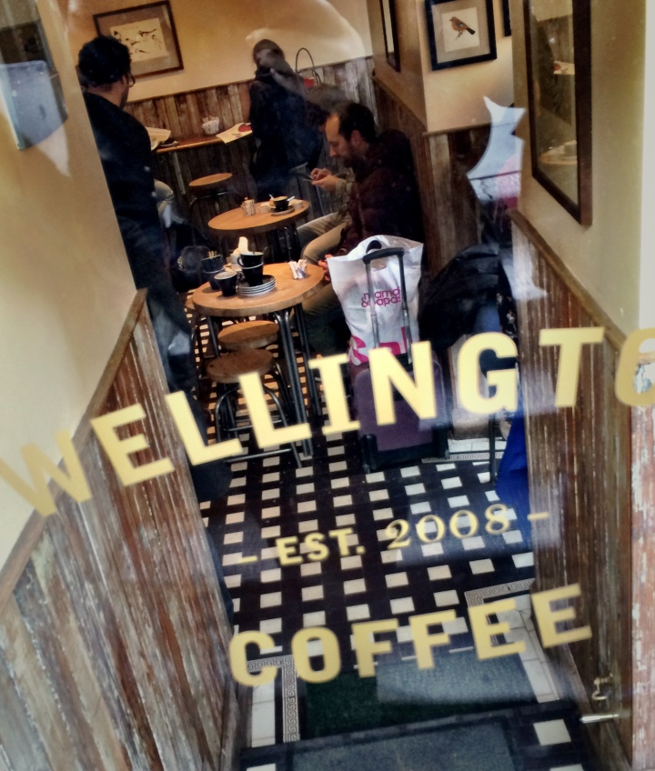 Wellington Coffee Edinburgh
